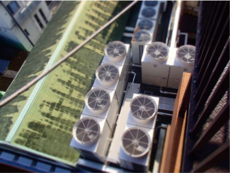 空調設備についての解説ページ